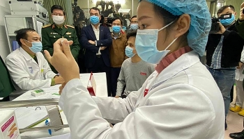 poll vietnam china and india most positive about coronavirus vaccine