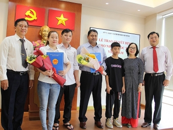 two people in ho chi minh city granted vietnamese citizenship