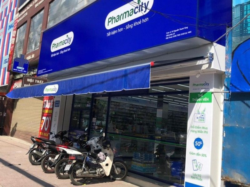 vietnams pharmacity eyes 1000 stores by end of next year