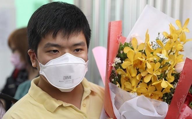 grateful chinese coronavirus patient lauds hcmcs hospital staff