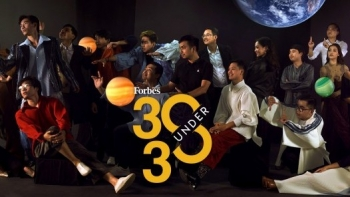 Forbes' 30 under 30 list announced