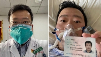 Chinese doctor who tried to warn others about coronavirus dies from infection