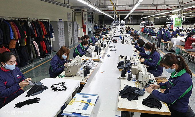 textiles firms launch emergency production of antibacterial masks