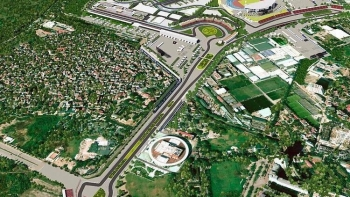 Vietnam F1 racetrack named after Hanoi