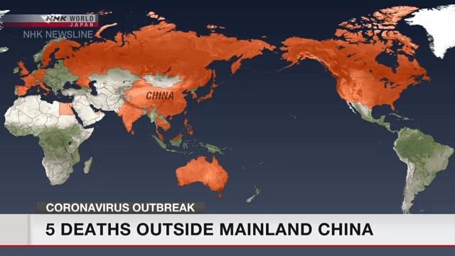 780 coronavirus cases outside mainland china nhk