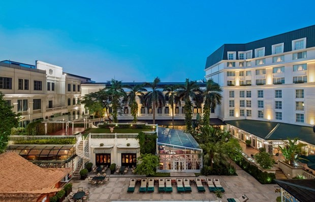 five vietnamese hotels given stars by forbes travel guide
