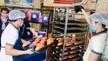a baker debuts dragon fruit bread to help farmers