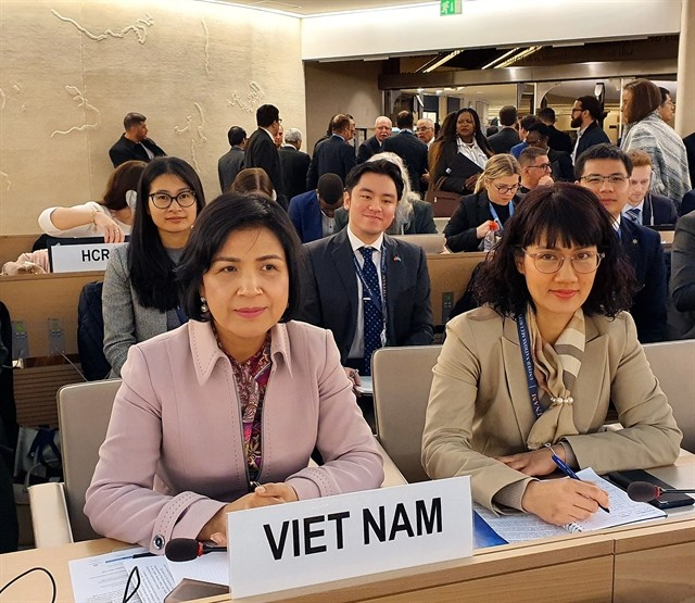 viet nam highlights aseans efforts in protecting childrens rights