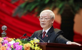 party general secretary state president nguyen phu trong