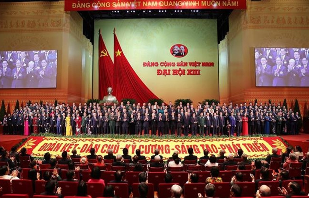 13th Party Central Committee makes debut | Politics | Vietnam+ (VietnamPlus)