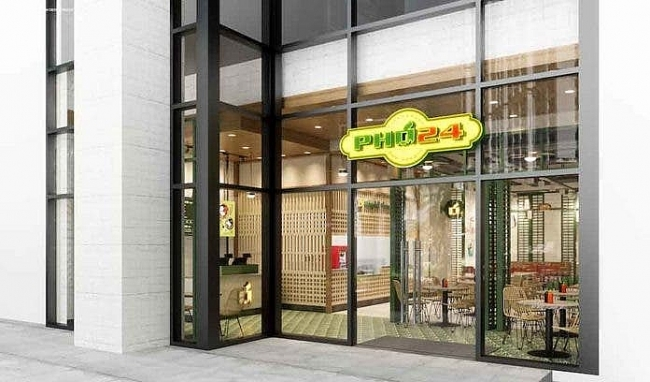 Authentic 'Vietnamese pho' opens its branch in Philippines
