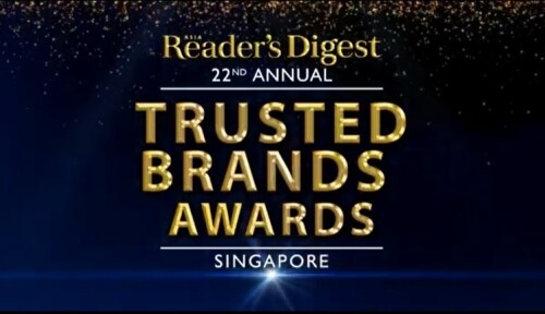 Best of the Best: Over 100 Singapore's elite brands were awarded at the inaugural Reader's Digest Trusted Brands Awards