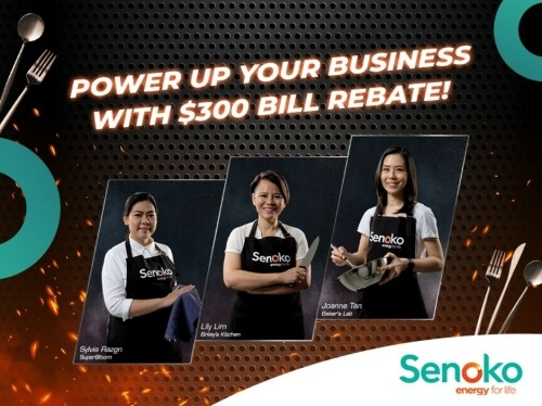 Senoko Energy Cooks Up Exclusive Rewards With MasterChef Singapore And Gives Back To Local Home Based F&B Entreprenuers