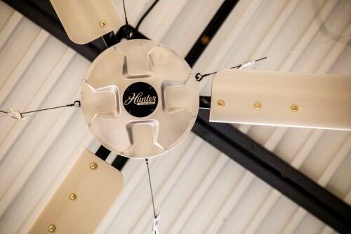 Hunter Fan Company Debuts Industrial Fan Line For Singapore