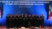 asean ministers agree to boost economic cooperation