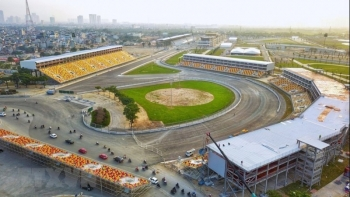 F1 Vietnam Grand Prix may take place without spectators