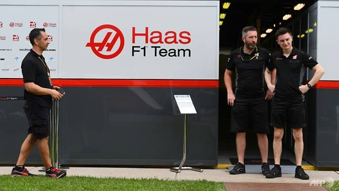 three f1 team members placed quarantined over coronavirus fears at australian gp