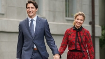 canadian pm justin trudeaus wife tests positive for coronavirus