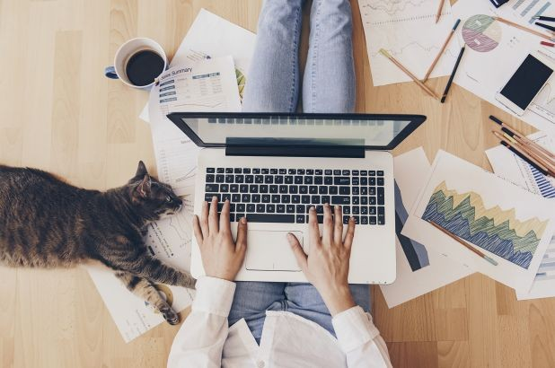 working from home because of covid 19 here are 10 ways to spend your time