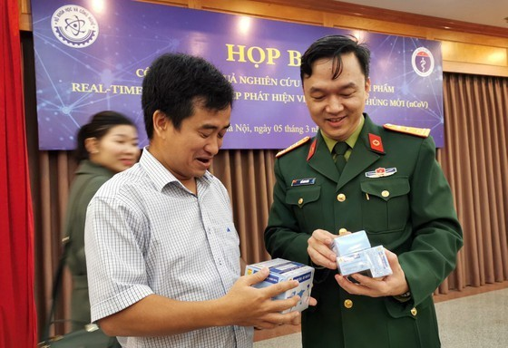 sars cov 2 test kit an important tool to help control covid 19 in vietnam