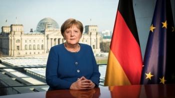 Merkel's emotional appeal amid coronavirus outbreak, urging German solidarity