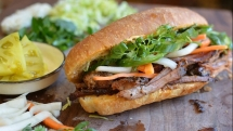 coronaburger vietnamese food twist for foodies video