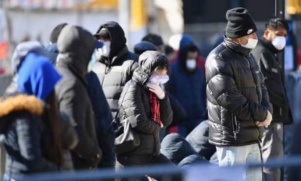 coronavirus update us surpasses china with most cases worldwide
