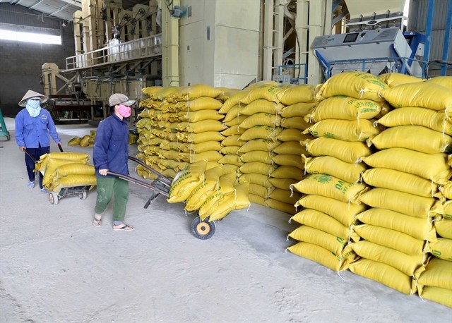 vietnam to stock 190000 tons of rice for food security amid covid 19