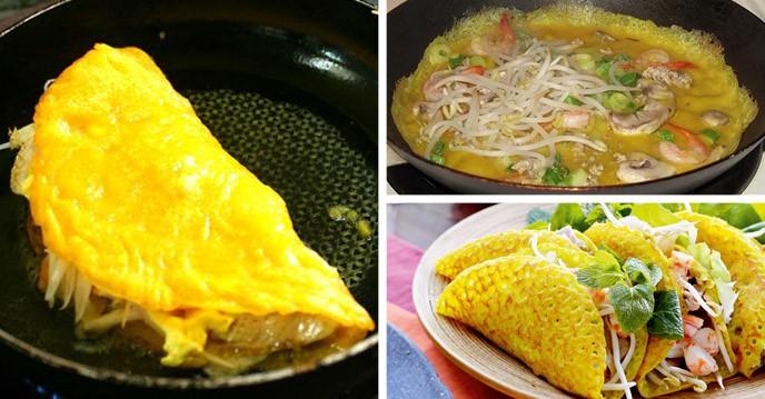 how to make banh xeo crispy vietnamese crepes