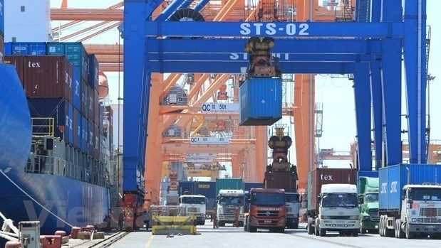 Vietnam racks up US$1.29 billion in trade surplus in two months