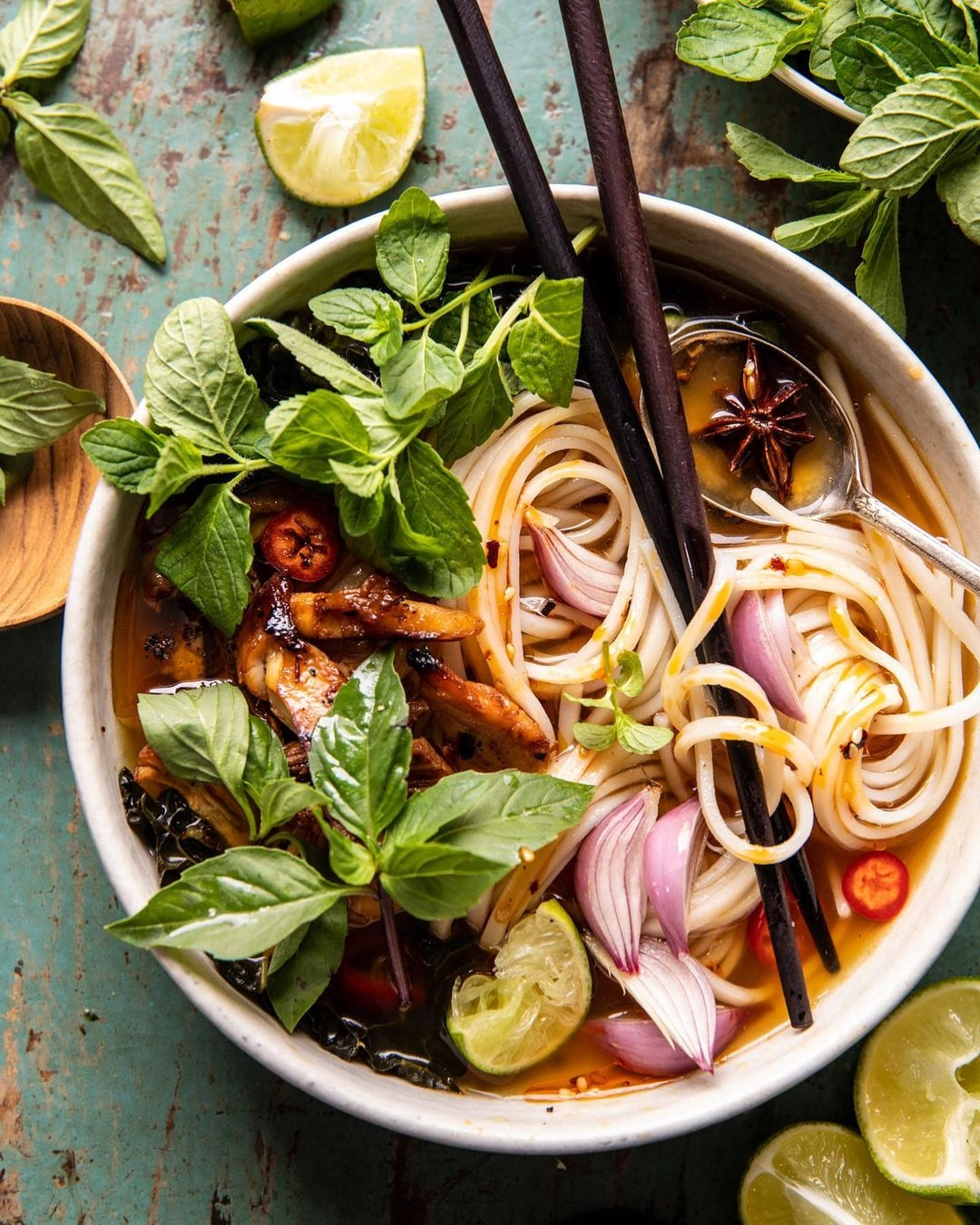 US food blogger criticized for misnaming noodle soup recipe 'pho'