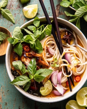 us food blogger criticized for misnaming noodle soup recipe pho