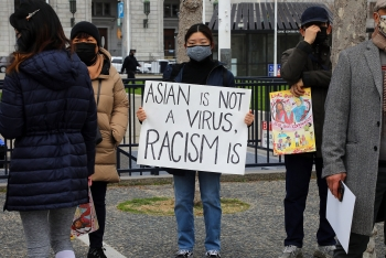 As hate crimes against Asian-American rises, past victims look back