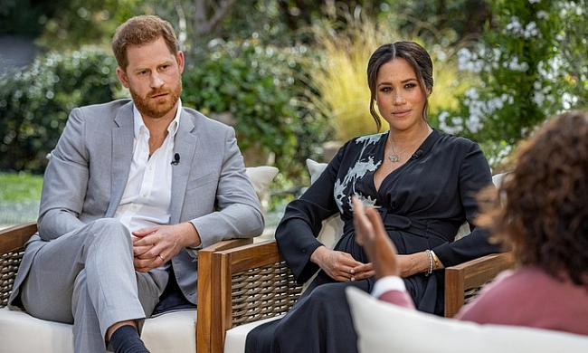 Meghan and Harry 'bombshell' Oprah interview: the biggest revelations