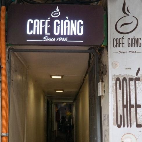 Four must-visit oldest cafés in Hanoi