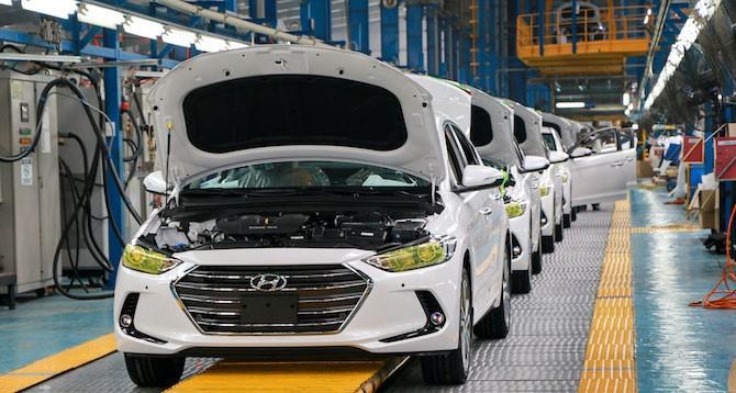 many automakers halt production in vietnam due to coronavirus