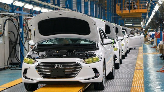 toyota honda hyundai halt production in vietnam due to coronavirus