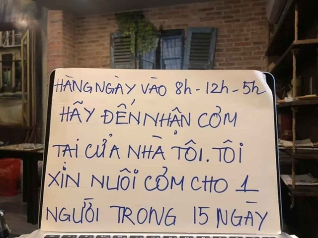 vietnamese show kindness amid covid 19 pandemic
