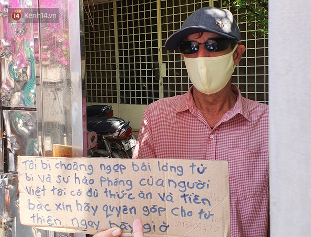 british teacher begging for meal vietnamese are too kind no need support anymore