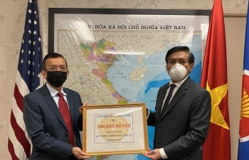 vietnamese in us donate to homelands covid 19 relief efforts