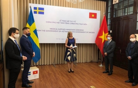 Swedish Ambassador to Vietnam: 'A friend in need is a friend indeed'