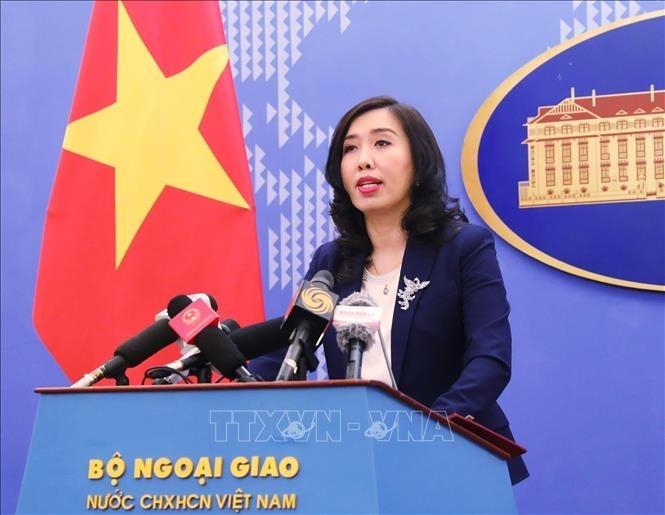 vietnam strongly protests chinas so called sansha city on vietnamese islands
