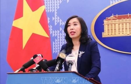 Vietnam strongly protests China's so-called