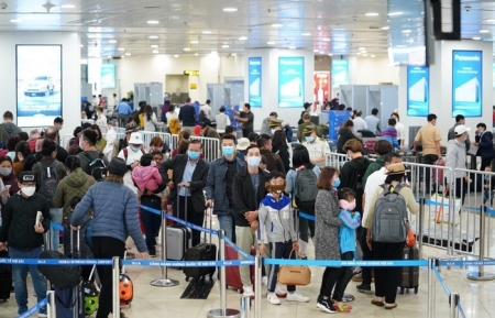 Vietnam prepares to receive 10,000 citizens from abroad to return home