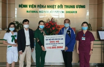 vietnamese in poland support front line doctors at home in the fights against coronavirus
