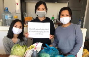 vietnamese in cyprus support host country fight against the coronavirus