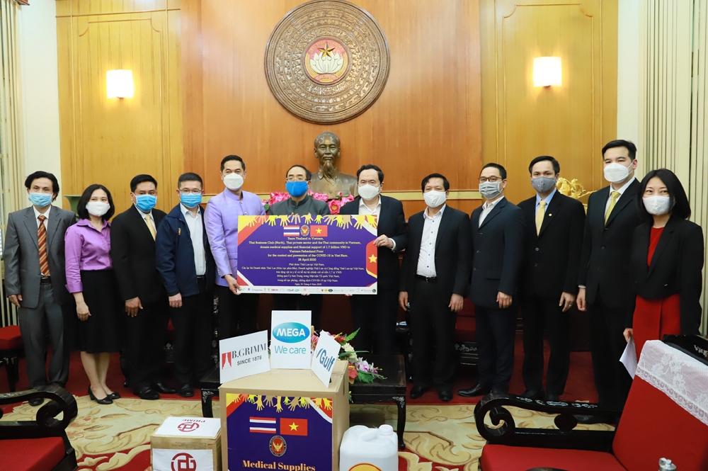 thai ambassador we consider ourselves as vietnamese