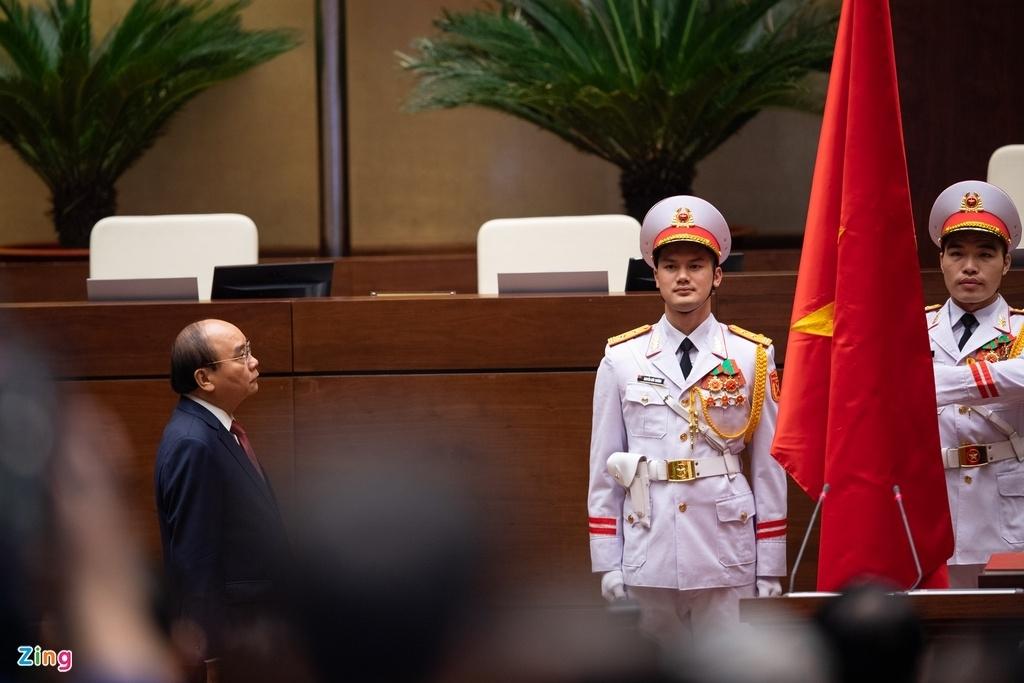 Biography of new State President of Vietnam Nguyen Xuan Phuc