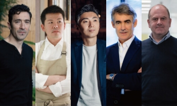 Forum Draws Star Chefs from East and West, Gastronomic Moguls for Culinary Exchange