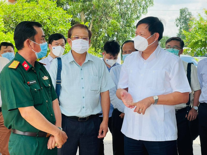 Dong Thap Province sternly cracks down on illegal entrants